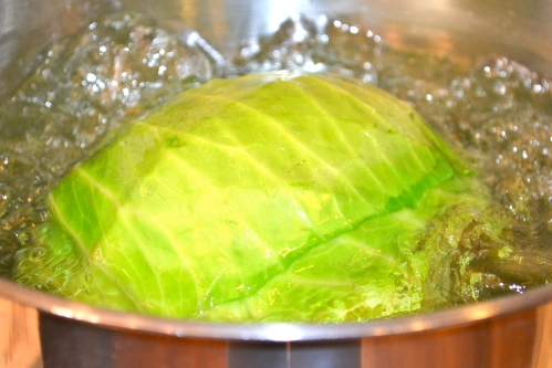 Boiling Cabbage